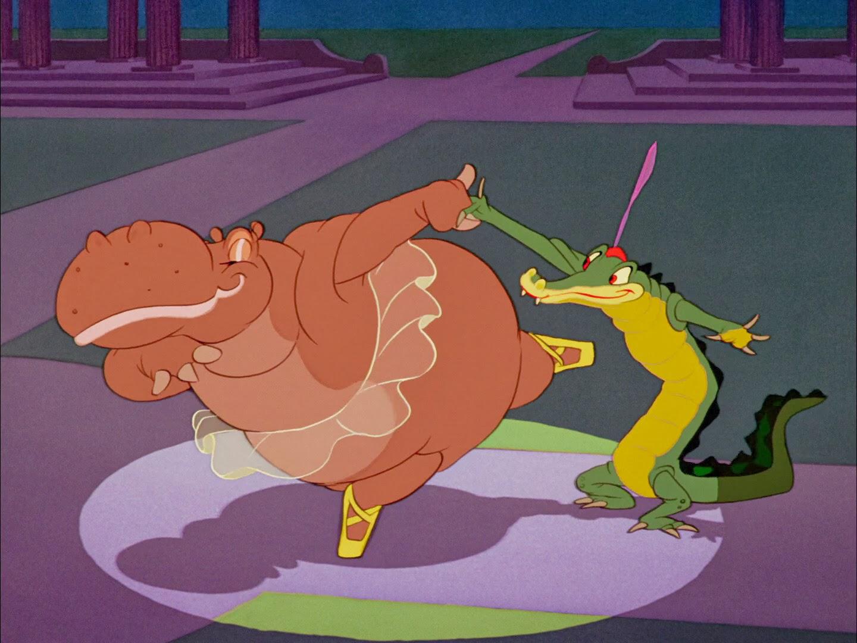 Dança das Horas Disney