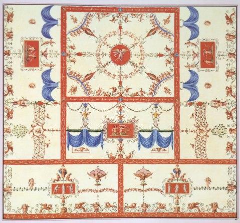 Benna & Smuglewicz. Domus Aurea. 1776