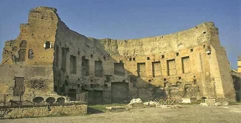 Ruínas da Domus Aurea