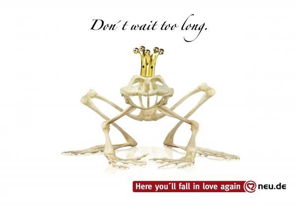 Neu de - online dating service. Frog Prince. Alemanha, Dez. 2008