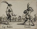 Callot. Balli di Sfessania. 1622. 24
