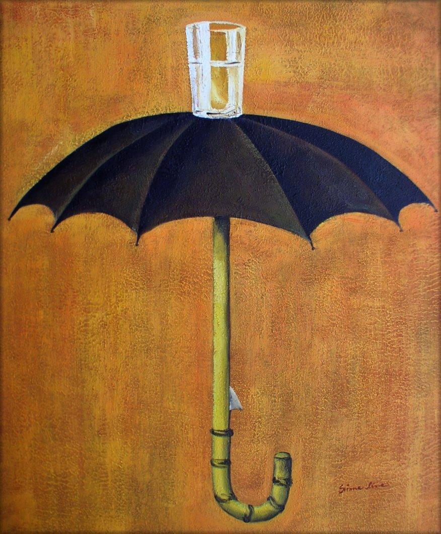 Magritte. Les Vacances de Hegel. 1958.