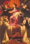 Fig 11. Josefa de Óbidos. Lactação de São Bernardo. 1670