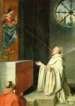Fig 12. Alonso Cano. San Bernardo y la Virgen. 1657