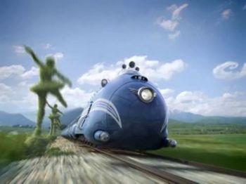 Pelephone. Train.