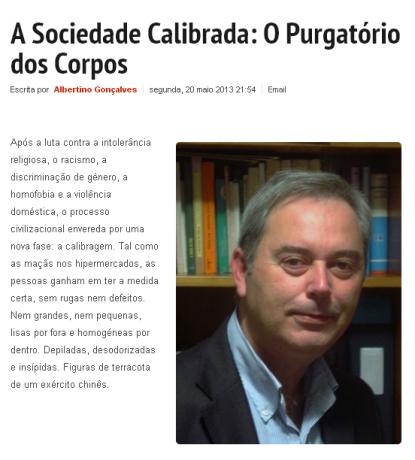 A Sociedade Calibrada
