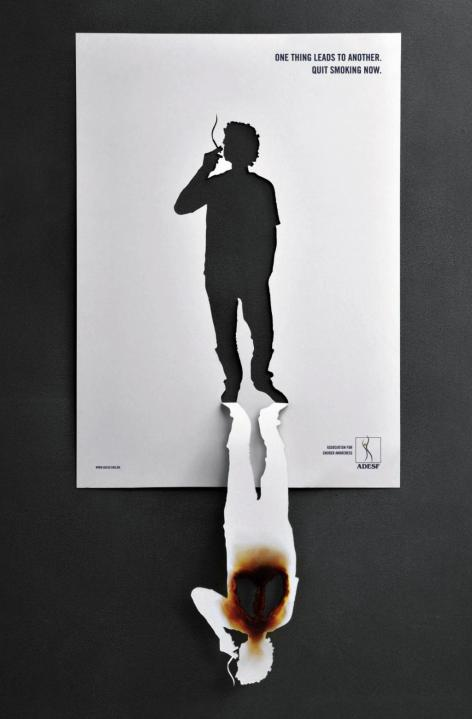 Adesf. Anti-smoking-one-thing-leads-to-another-lungs