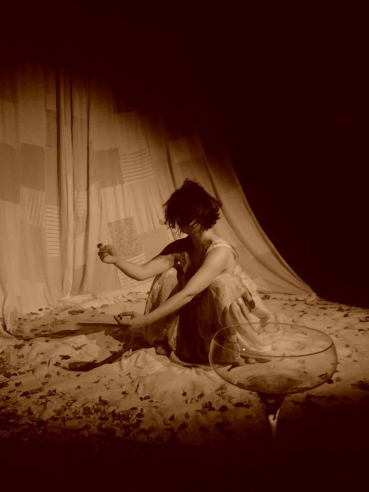 Marta Carvalho. Labirinto de Amor e Morte
