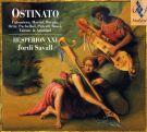 Jordi Savall. Ostinato. 2001