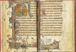 Macclesfield Psalter. England, c. 1330