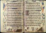 Saltério de Luttrel, c. 1320-1340