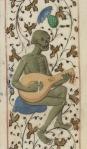 Livro de Horas de Maastricht. c. 1300-1325.