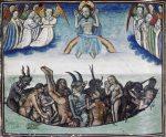 Le Livre de la Vigne nostre Seigneur, 1450-1470. Pormenor