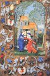 Livro de Horas de Isabel, a Católica. 1499