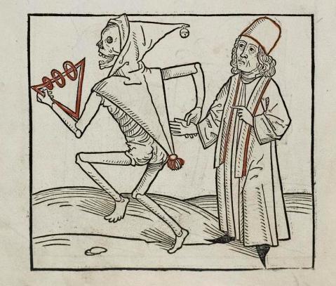 Dança da Morte, Heinrich Knoblochtzer, c. 1488