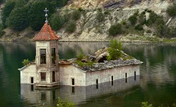 Lago Makrovo. Macedónia