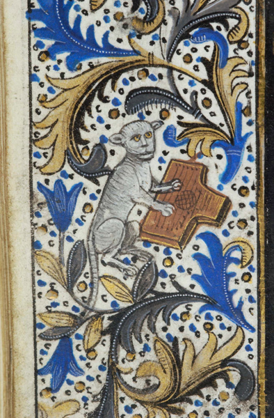 04 From a Belgian Book of Hours, c. 1470.