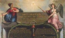 Pormenor da Declaração Universal dos Direitos do Homem.