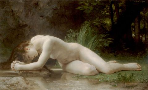 William-Adolphe Bouguereau. Biblis (1884)