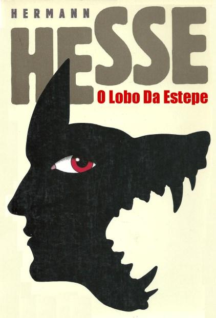 Herman Hesse. Lobo da Estepe. Capa.