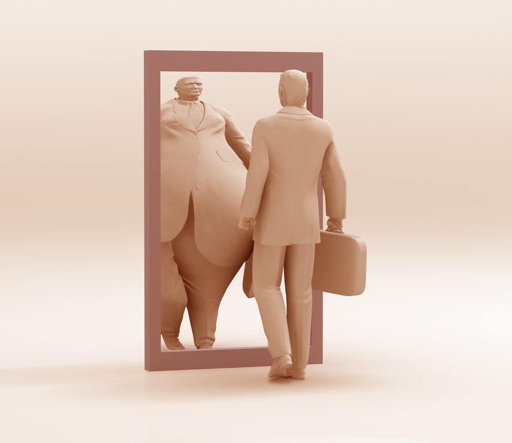 Distorting Mirror 5