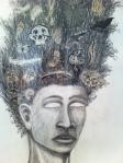 Fig 04. Alison Saar. Nappy Head #1. 1997