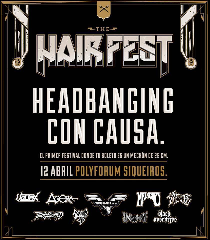 Hair Fest. México, Abril 2014