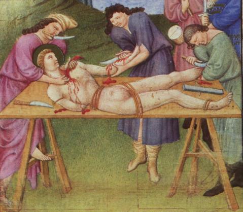 Irmãos Limbourg. The Belles Heures of Jean, Duke of Berry. France, provavelmente Paris, 1406–1408.