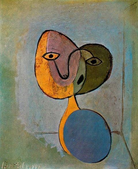Pablo Picasso. Retrato de Mulher. 1936