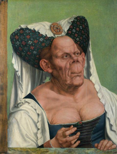 01. Quentin Massys. Duquesa Feia, c. 1513.