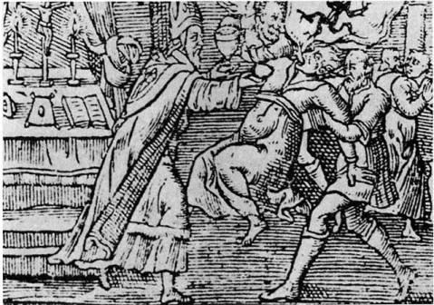 02 Julgamento de uma bruxa. 1598.
