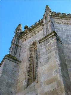 02 Gárgula. Igreja Matriz de Caminha. Localização.