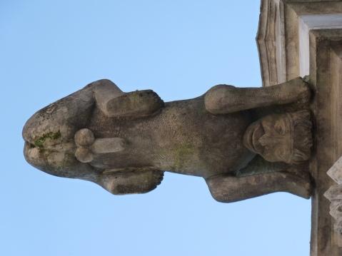 06 Gárgula. Igreja de St Pierre de Dreux. França