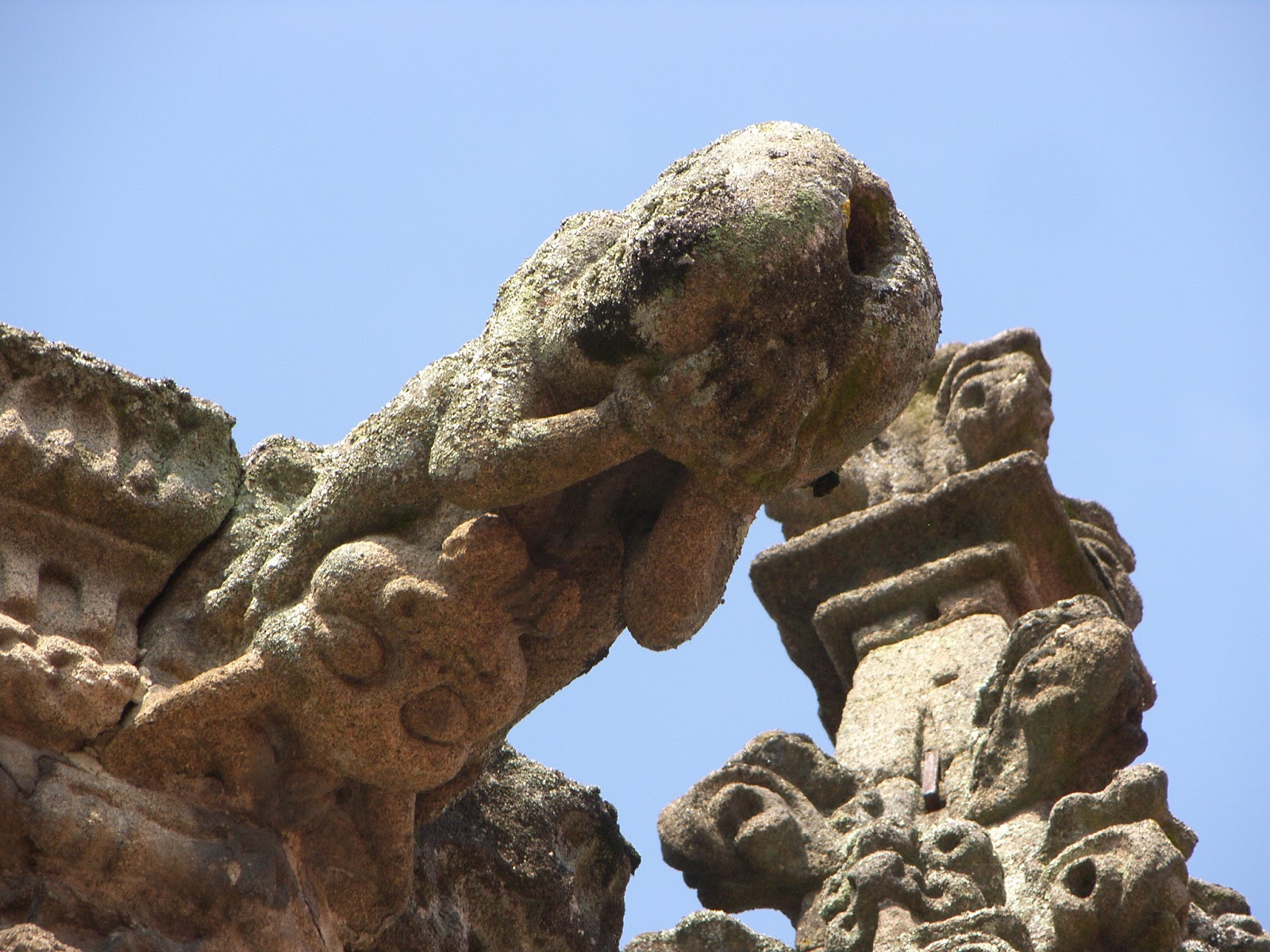 01 Gárgula. Sé Catedral de Braga.