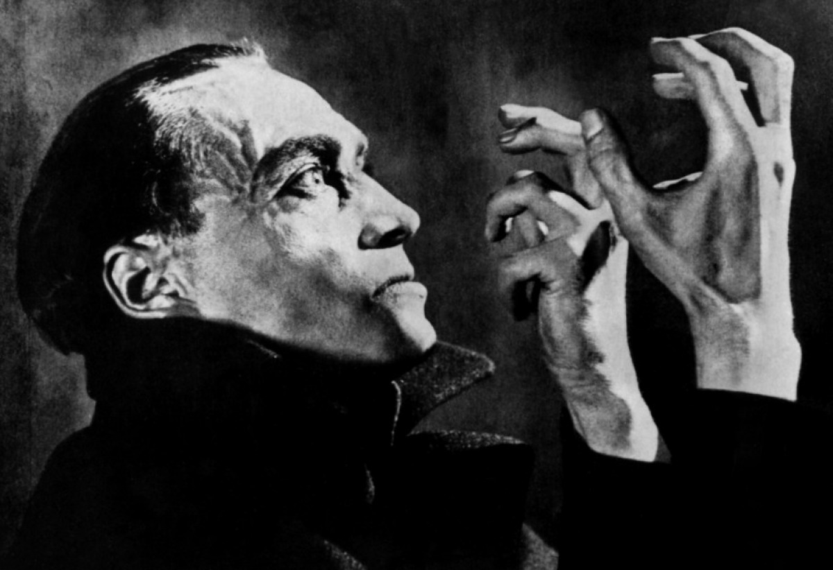 The Hands of Orlac . 1924.
