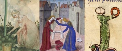 Les Cent Nouvelles Nouvelles, Frankrijk, c.1475-1500, Glasgow University
