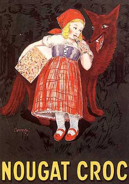 Nougat Croc by Cometi (1924).
