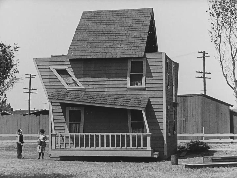 Buster Keaton. One Week. 1920