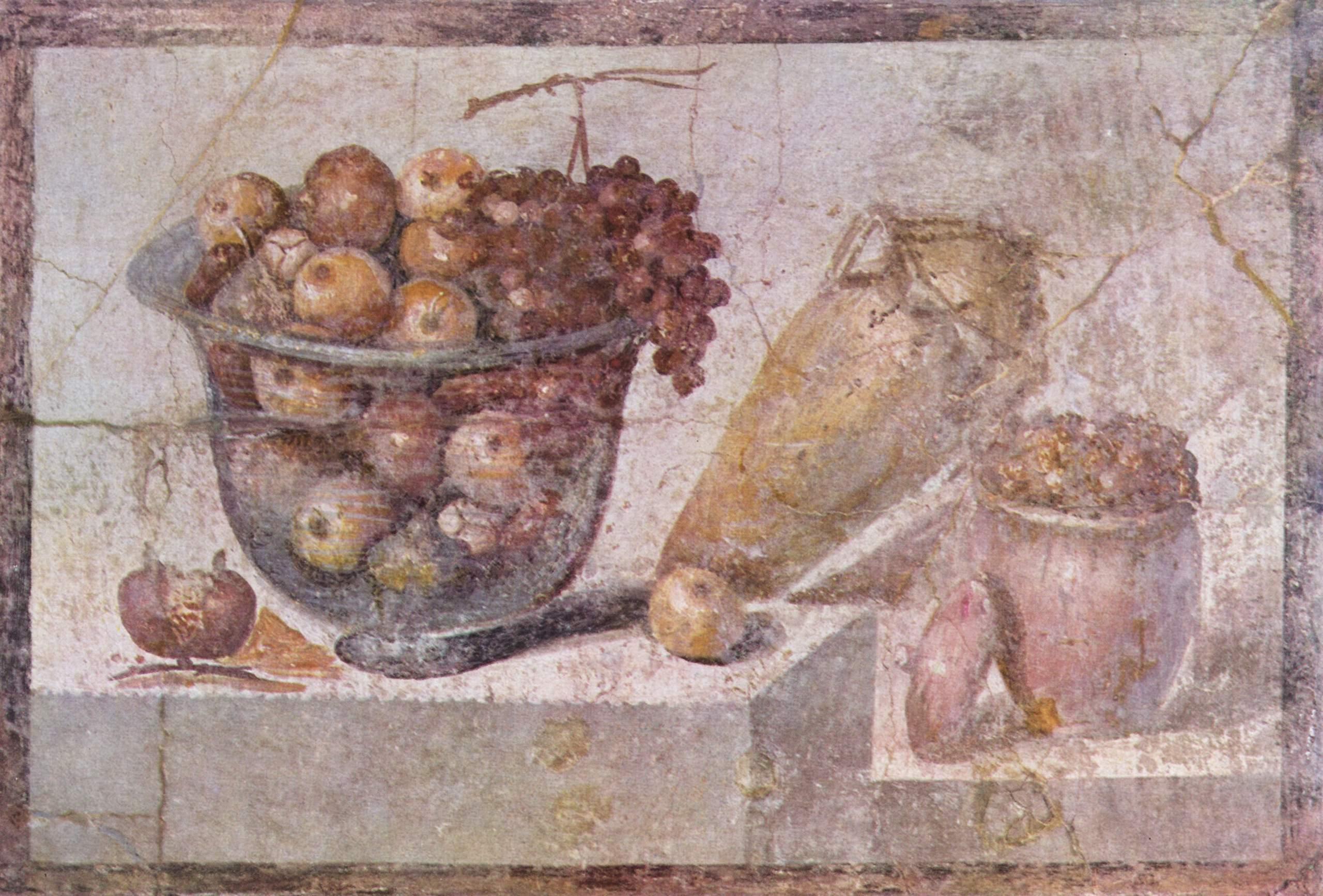 Figura 3. Pompeian painter around 70 AD.