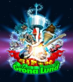 Rithuset Grona Lund merchandise logo