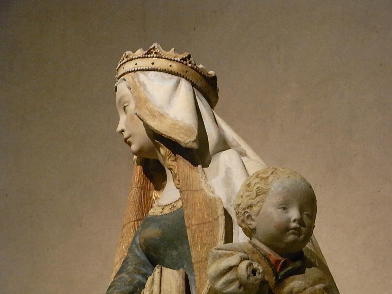 Notre-Dame de Grasse. Les Augustins, séc. XV. Pormenor.
