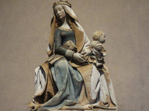 Notre-Dame de Grasse, Musée des Augustins, séc. XV.