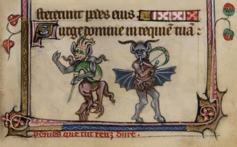 01. Taymouth Hours, c. 1325-40.