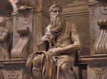 Fig 17. Michelangelo. Moisés. 1513-1515