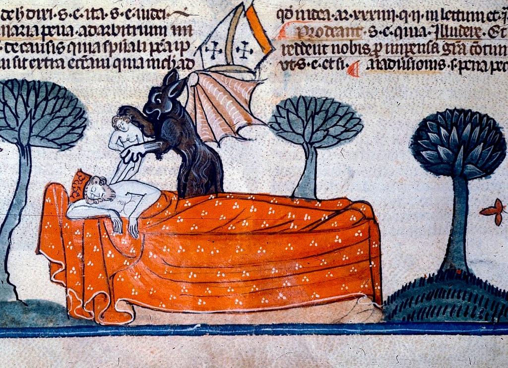 02. Diabo recebendo a alma de um rei. França, c. 1475-1525