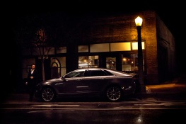 Matthew McConaughey for Lincoln Motor Company - Diner