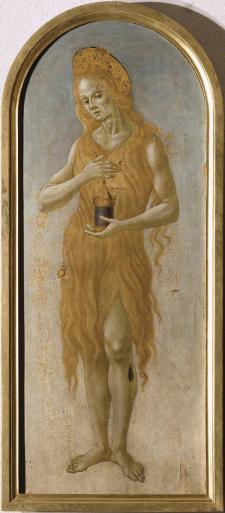 Bartolomeo di Giovanni. Sainte Marie-Madeleine. XV siècle.