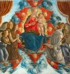 20. Francesco Botticini. Virgin and Child in Glory. 1485.