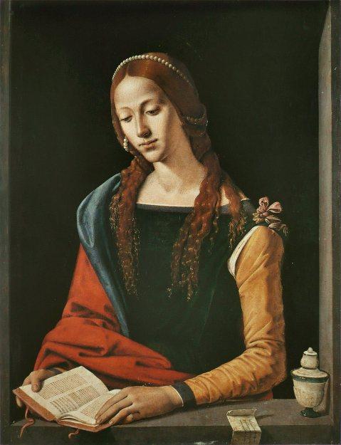 Piero Cosimo. Santa Maria Madalena. 1490.