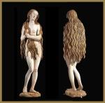 33. Gregor Erhart. Maria Madalena. 1510. Museu do Louvre